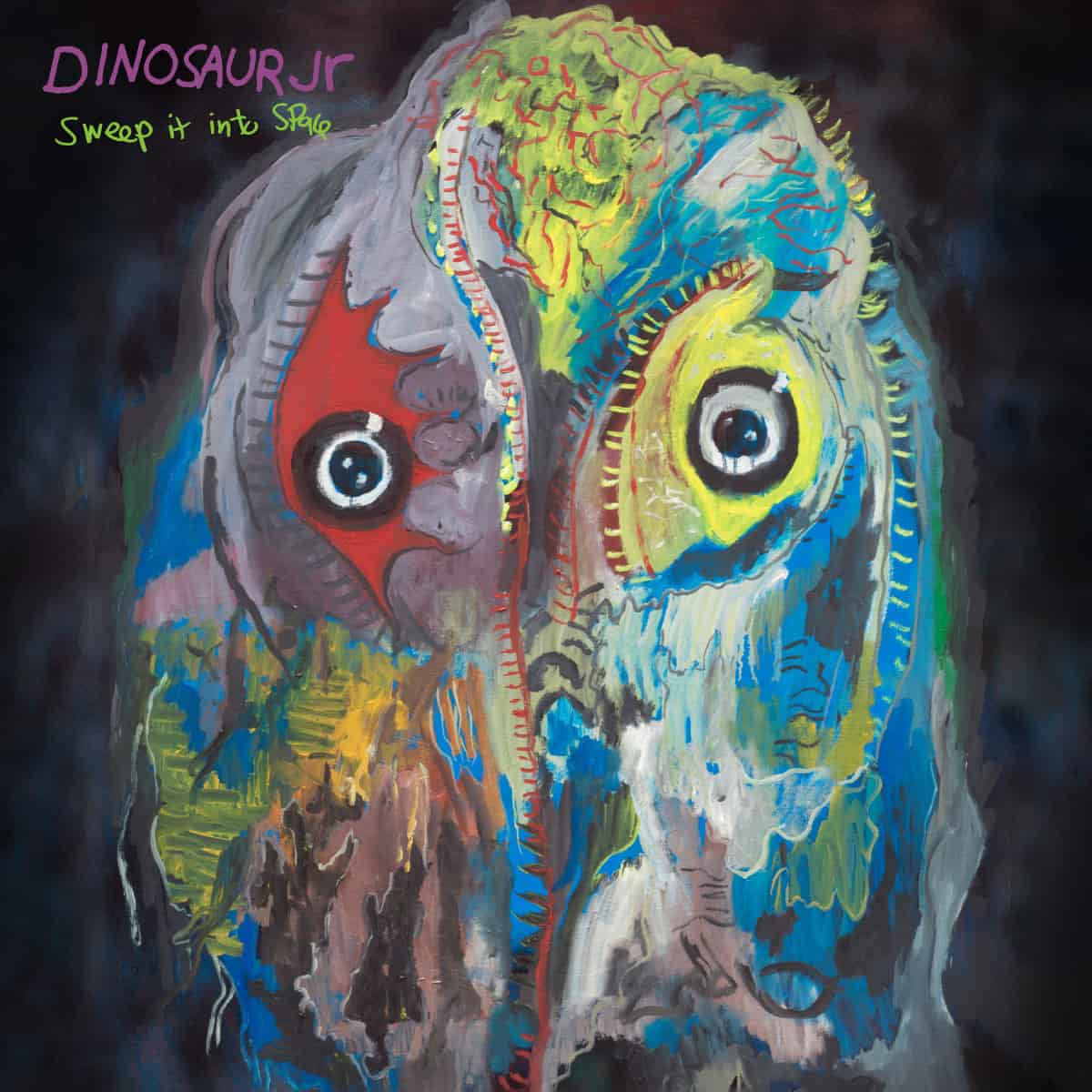 Dinosaur Jr.: Sweep It Into Space. Norman Records UK