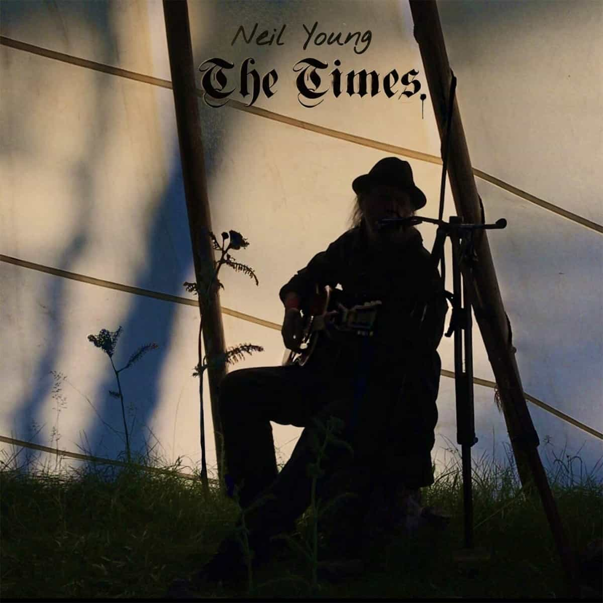 Neil Young: The Times. CD. Norman Records UK