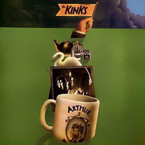 Arthur Or The Decline And Fall Of The British Empire by The Kinks