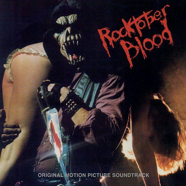 Rocktober Blood (Original Motion Picture Soundtrack) by Sorcery