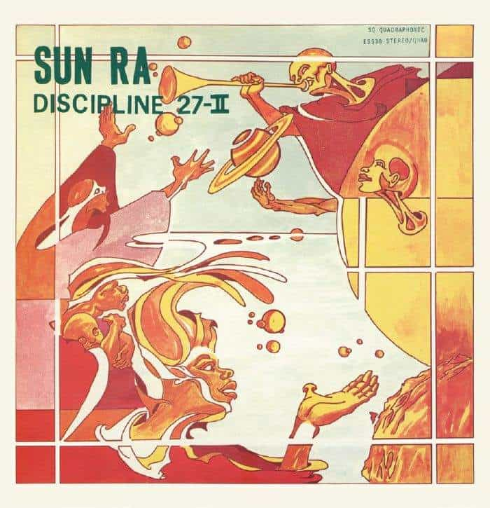 Discipline 27-II by Sun Ra