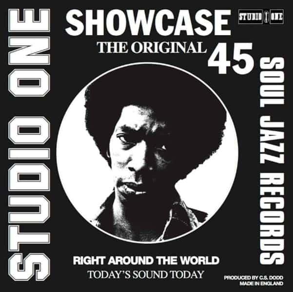 Studio One Showcase 45 Box Set by Various
