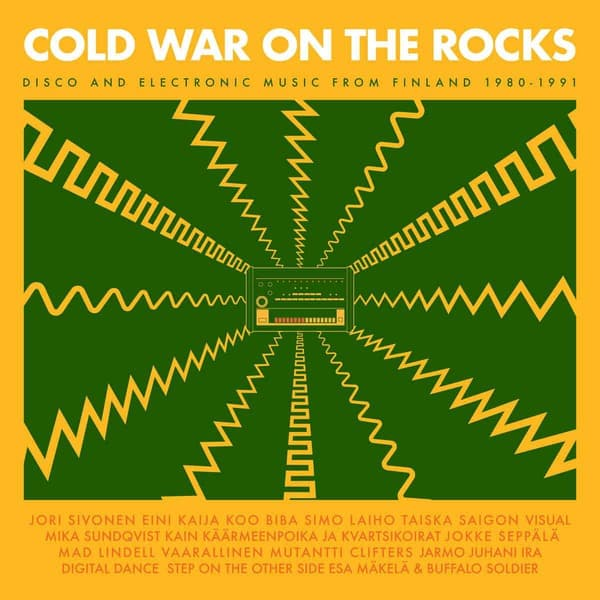 Cold War on the Rocks ‐ Disco and Electronic Music From Finland 1980‐1991 by Various
