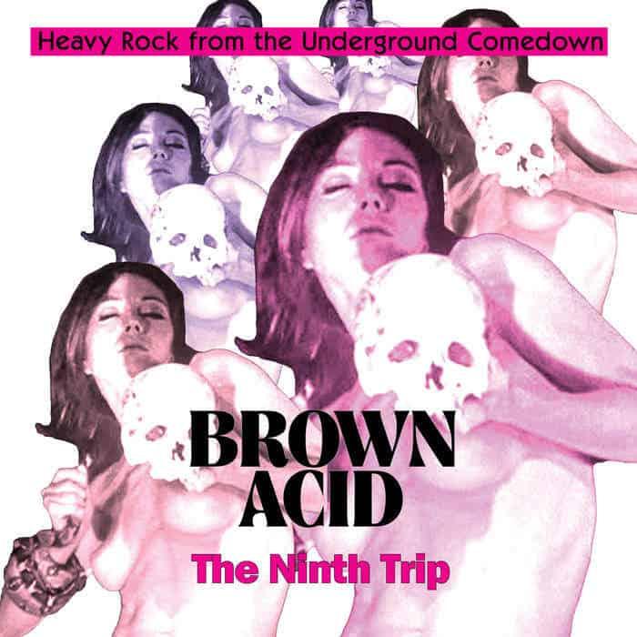 Brown Acid: The Ninth Trip by Various