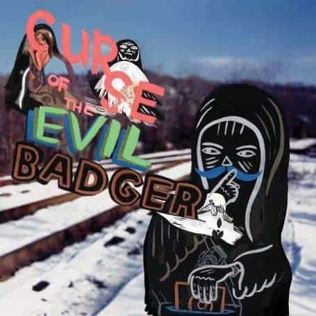 Curse of the Evil Badger by Egon