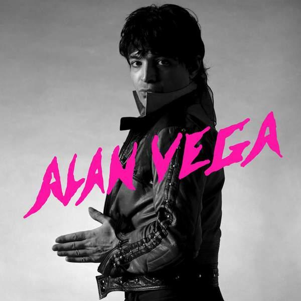 Alan Vega by Alan Vega