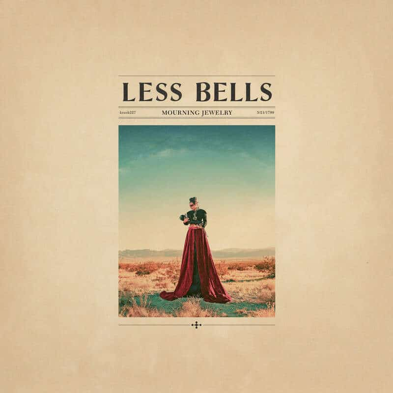 Mourning Jewelry by Less Bells
