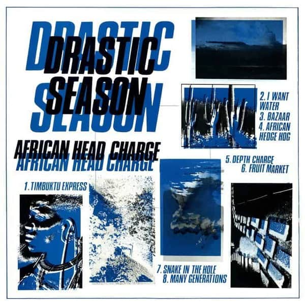 Drastic Season by African Head Charge