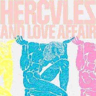Hercules And Love Affair by Hercules & Love Affair