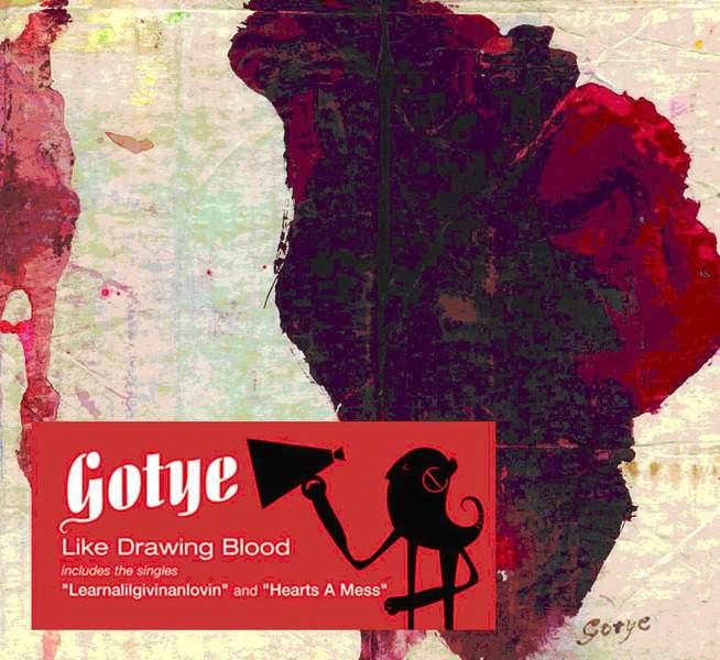 Like Drawing Blood by Gotye