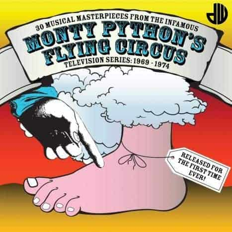 Monty Pythons Flying Circus - Unreleased TV Soundtrack by Various