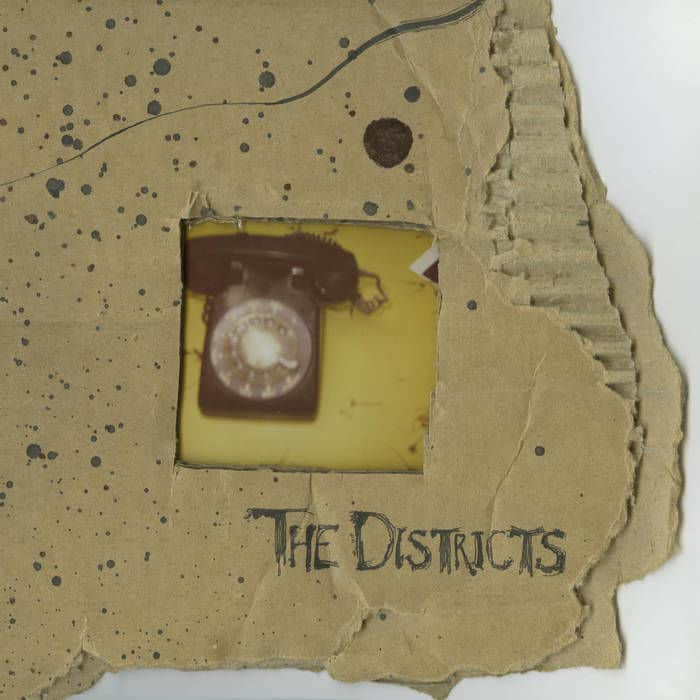 Telephone by The Districts