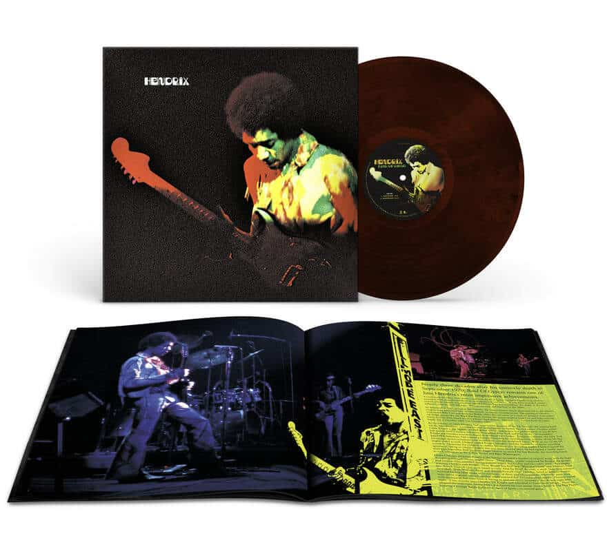 Band Of Gypsys (50th Anniversary Edition) by Hendrix