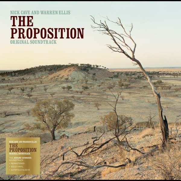 The Proposition (Original Soundtrack) by Nick Cave & Warren Ellis