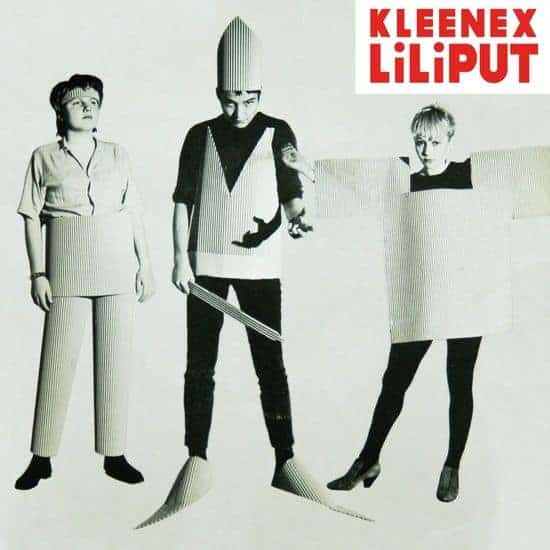 First Songs by Kleenex / LiLiPUT