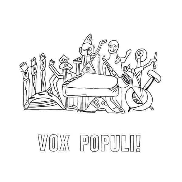 La Cathédrale Morte by Vox Populi!