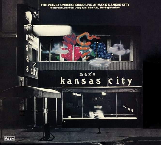 Live At Max's Kansas City by The Velvet Underground
