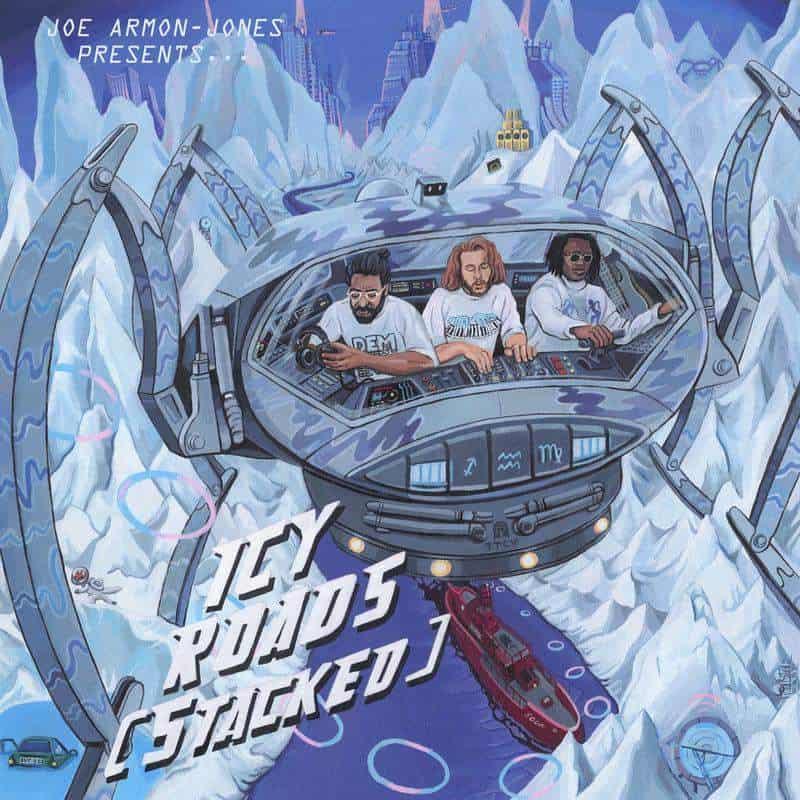 Icy Roads (Stacked) by Joe Armon-Jones