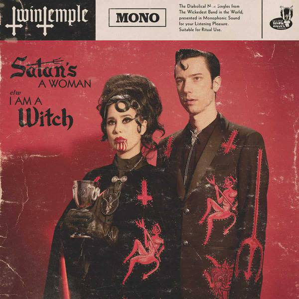 Satan's A Woman by Twin Temple