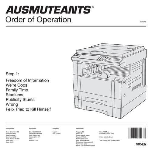 Order of Operation by Ausmuteants