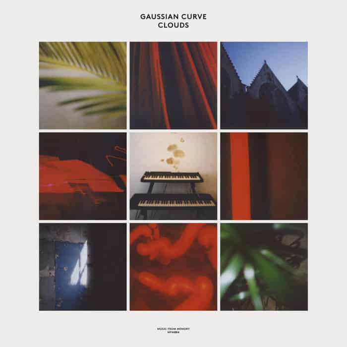 Clouds by Gaussian Curve