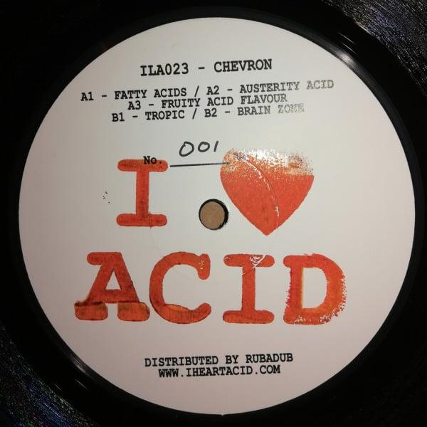 I Love Acid Twenty Three by Chevron