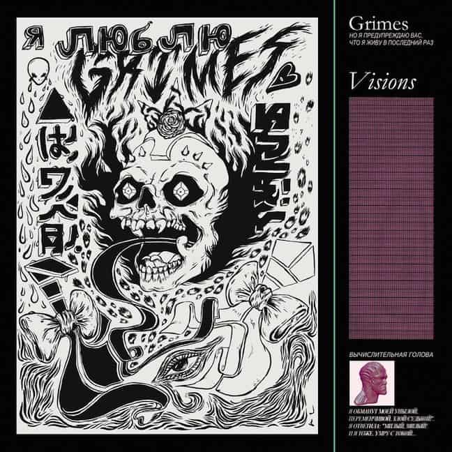 Visions by Grimes