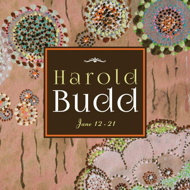 Jane 12-21 by Harold Budd