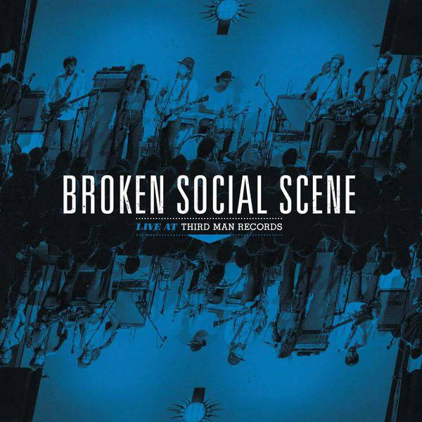 Live at Third Man Records by Broken Social Scene