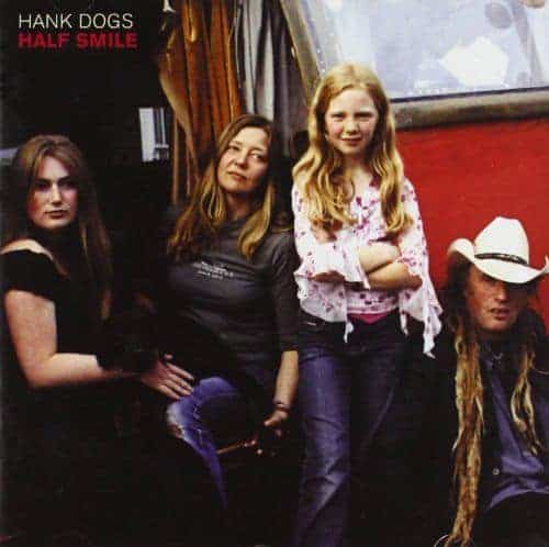 Half Smile by Hank Dogs