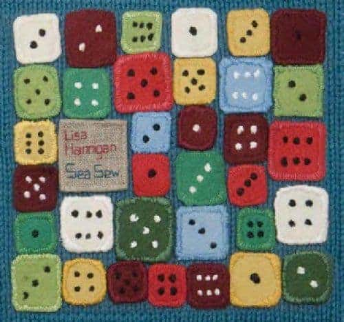 Sea Sew by Lisa Hannigan