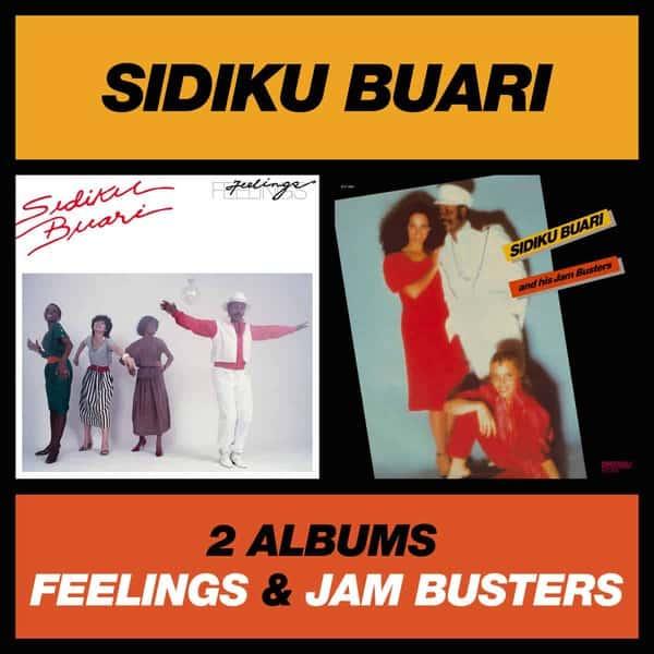 Feelings / Sidiku Buari And His Jam Busters by Sidiku Buari