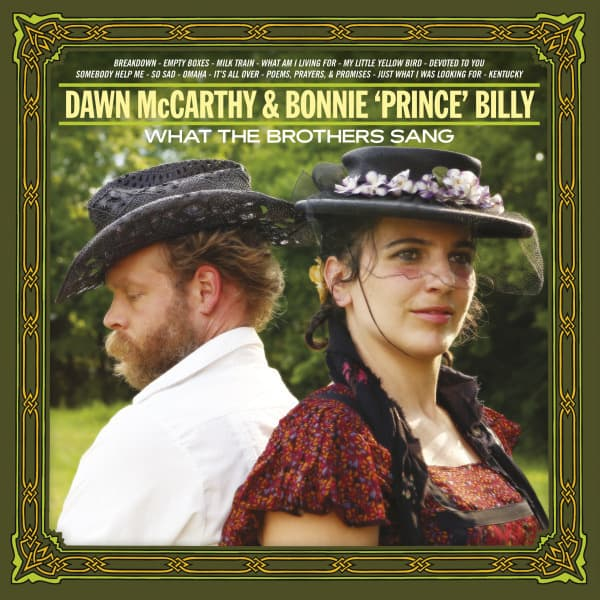 What The Brothers Sang by Dawn McCarthy & Bonnie 'Prince' Billy