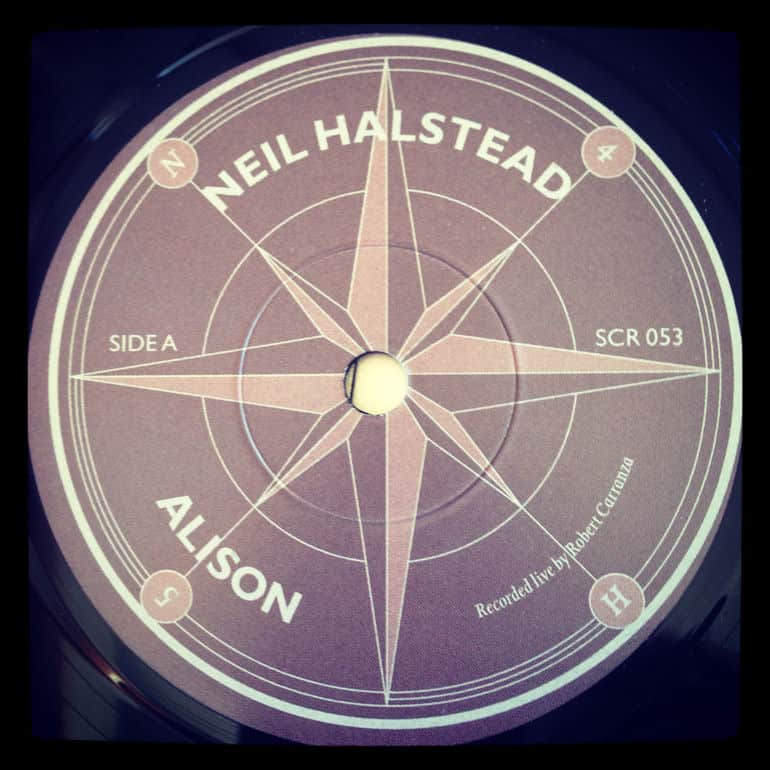Alison by Neil Halstead