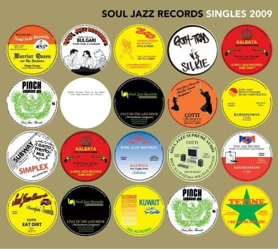Soul Jazz Records Singles 2009 by Various