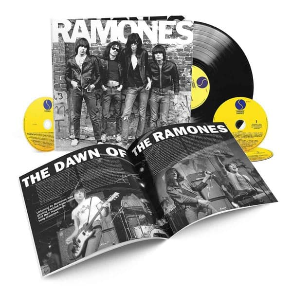 Ramones - 40th Anniversary Deluxe Edition by Ramones