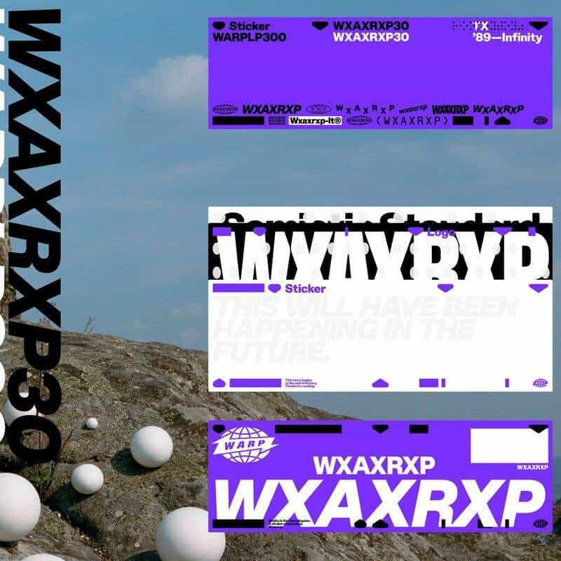 WXAXRXP Boxset by Various