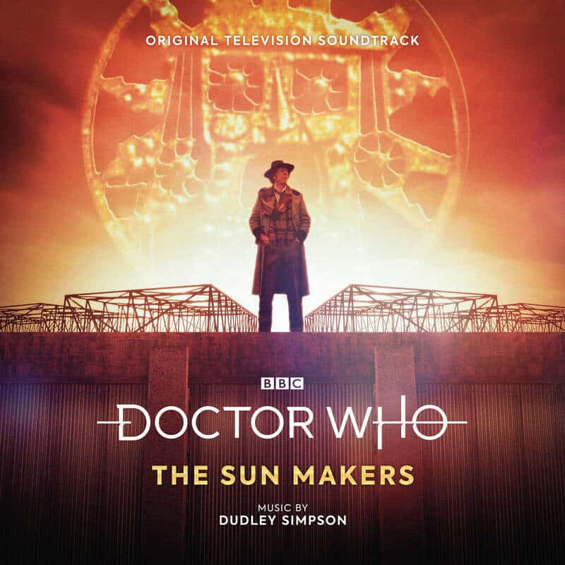 Dudley Simpson - Doctor Who: The Sun Makers