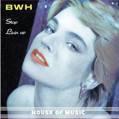 Livin' Up / Stop by B.W.H