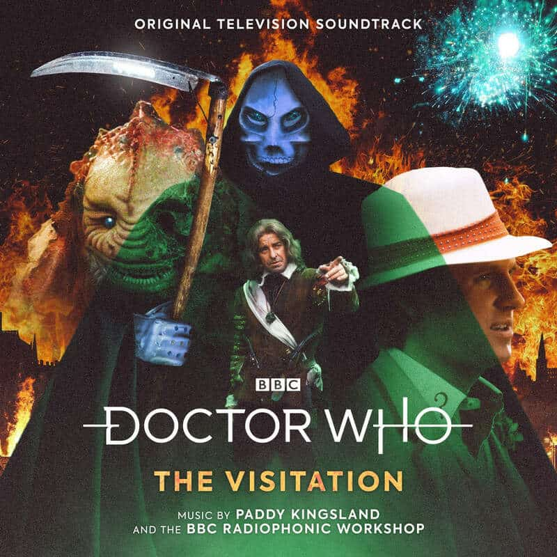 Doctor Who: The Visitation by Paddy Kingsland