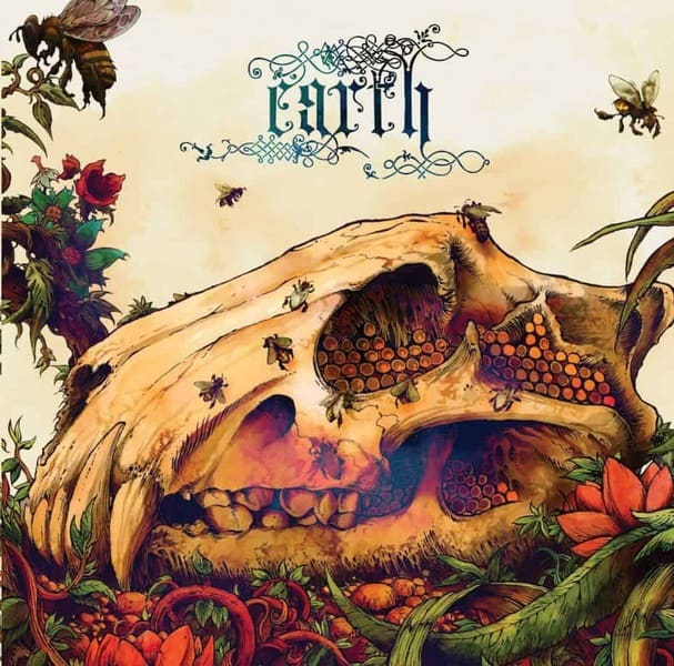 The Bees Made Honey In The Lions Skull by Earth