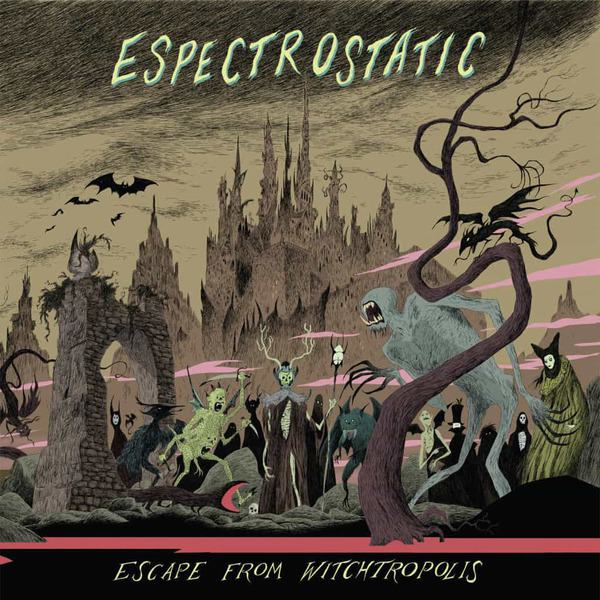 Escape From Witchtropolis by Espectrostatic