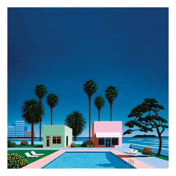 24. Various - Pacific Breeze: Japanese City Pop, AOR & Boogie 1976-1986