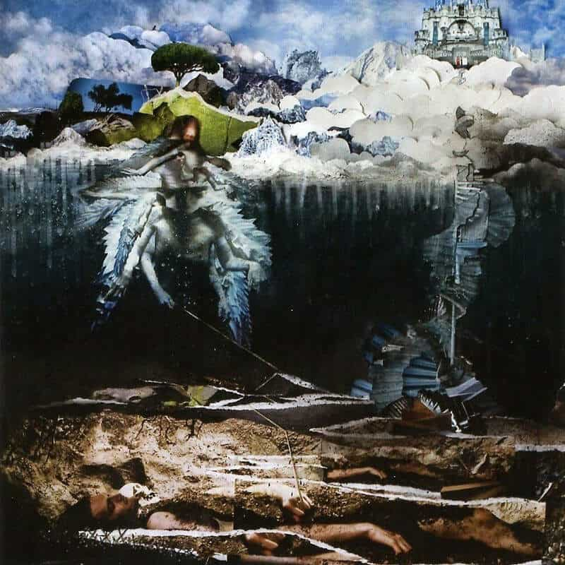 John Frusciante - The Empyrean (10 Year Anniversary Issue)