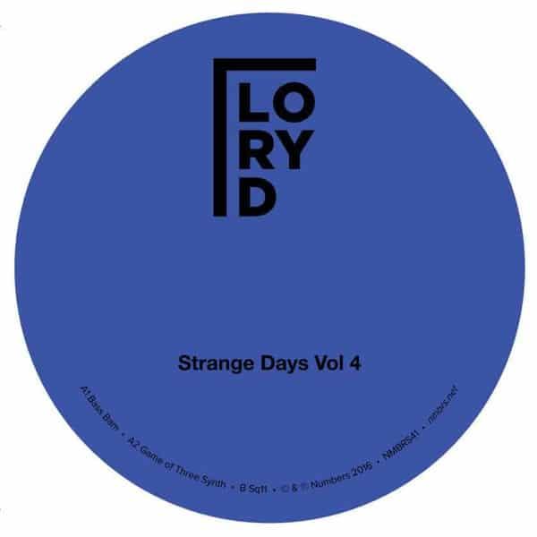 Strange Days Vol. 4 by Lory D
