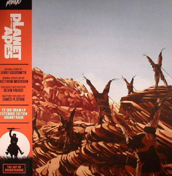 Planet Of The Apes - Original Motion Picture Soundtrack by Jerry Goldsmith