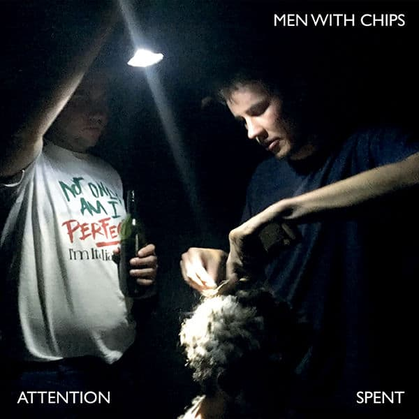 Attention Spent by Men With Chips