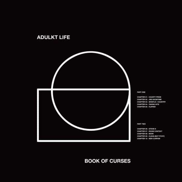 Book Of Curses by Adulkt Life