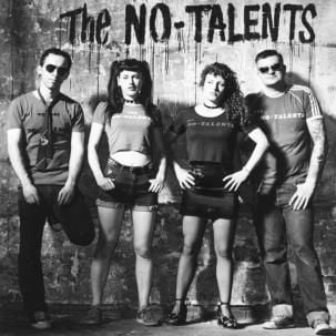 The No-Talents by The No-Talents