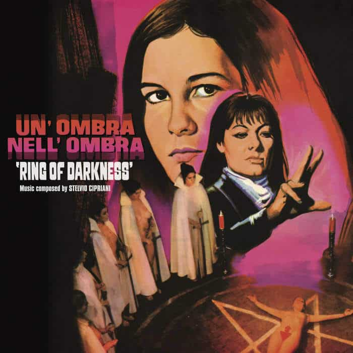 Un'ombra nell'ombra (Ring of Darkness) by Stelvio Cipriani